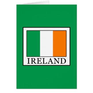 Ireland Card