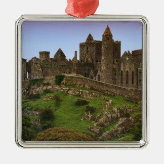 Ireland, Cashel. Ruins of the Rock of Cashel 2 Metal Ornament