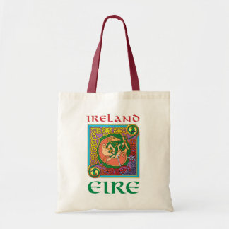 Ireland Celtic Motif Tote