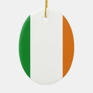 Ireland Ceramic Oval Decoration