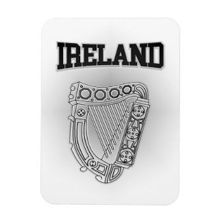 Ireland Coat of Arms Magnet