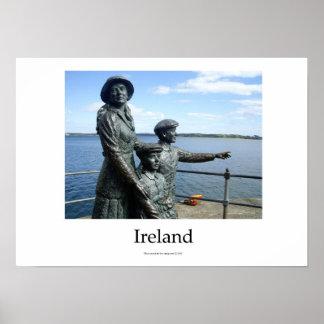 Ireland (Cobh) Poster