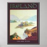 Ireland, Come back to Erin Print Print