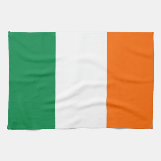 ireland country flag towel