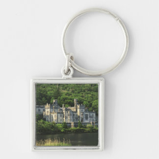 Ireland, County Galway, Connemara. View of the Silver-Colored Square Key Ring