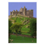 Ireland, County Tipperary. View of the Rock of Print