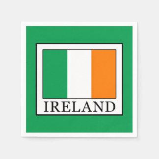 Ireland Disposable Napkin