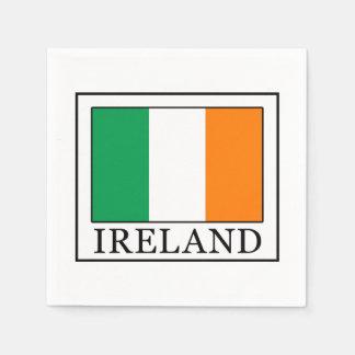 Ireland Disposable Serviette