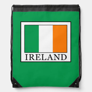 Ireland Drawstring Bag