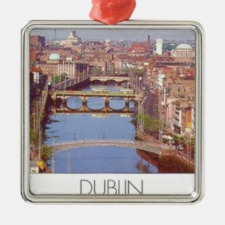 Ireland dublin Bridge (new) (St.K) Metal Ornament