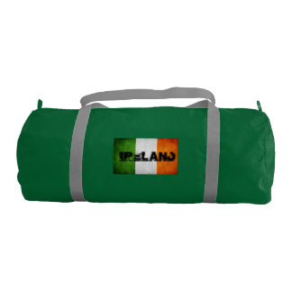 Ireland Duffle Bag Gym Duffel Bag