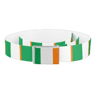Ireland Flag Belt