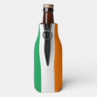 Ireland Flag Bottle Cooler