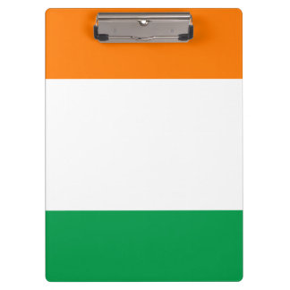 Ireland Flag Clipboard