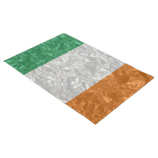 Ireland Flag - Crinkled Doormat