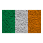 ireland flag posters