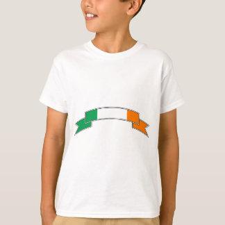 Ireland Flag Ribbon T-Shirt