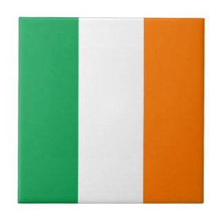 Ireland Flag Tile