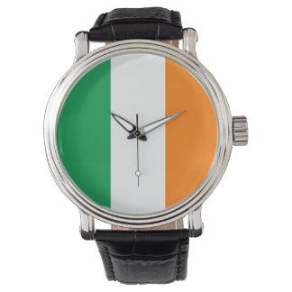 Ireland Flag Watch