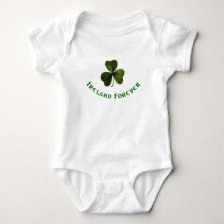 Ireland Forever Baby Bodysuit