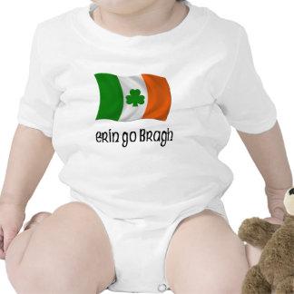 Ireland Forever Erin Go Bragh Irish Saying Shirt
