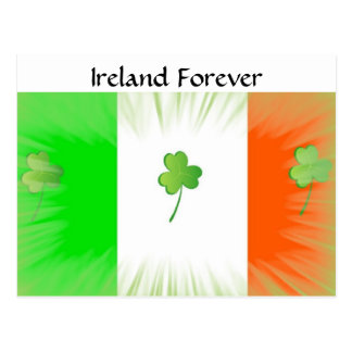 Ireland Forever Postcard