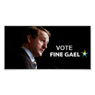 Ireland General Election image for poster