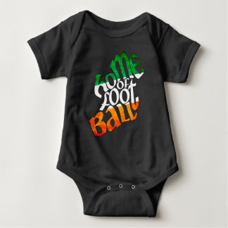Ireland Home of Gaelic Football Baby Grow Baby Bodysuit