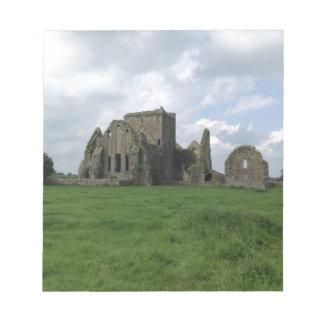 Ireland Hore Abbey Irish Ruins Rock of Cashel Notepads