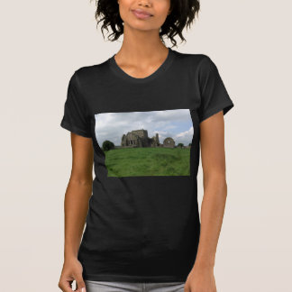 Ireland Hore Abbey Irish Ruins Rock of Cashel T-Shirt