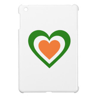 Ireland/Irish flag-inspired Hearts Cover For The iPad Mini