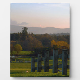Ireland is Beautiful Photo Plaque
