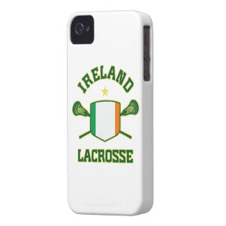 Ireland Lacrosse iPhone 4 Case