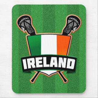 Ireland Lacrosse Irish Mouse Pad