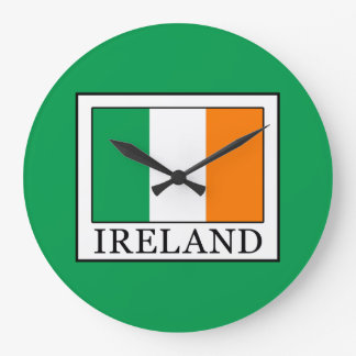Ireland Large Clock