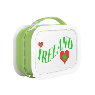 Ireland Love Lunch Box