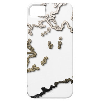 Ireland-Map iPhone 5 Cover