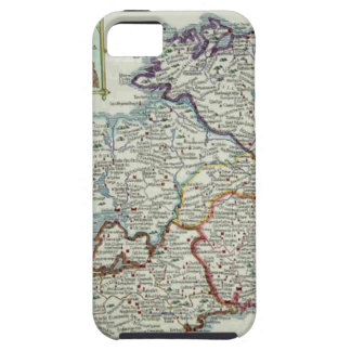 Ireland Map - Irish Eire Erin Historic Map Tough iPhone 5 Case