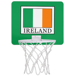 Ireland Mini Basketball Hoop