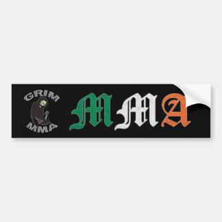 Ireland MMA Bumper Sticker
