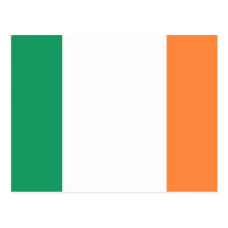 Ireland National World Flag Postcard