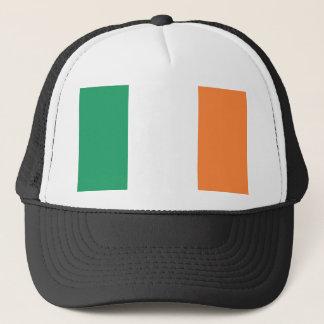 Ireland National World Flag Trucker Hat
