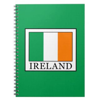 Ireland Notebook
