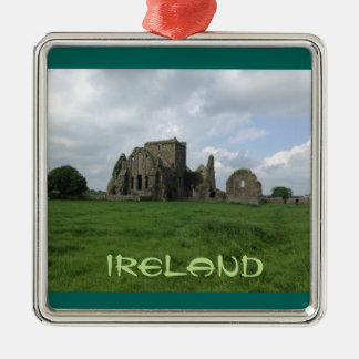 Ireland Ornament Irish Ruins Hore Abbey