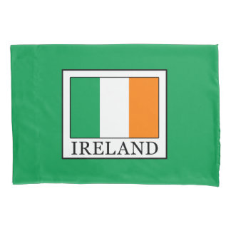 Ireland Pillowcase