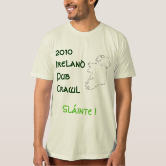 Ireland Pub Crawl T-Shirt