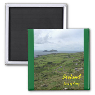 Ireland Ring of Kerry Irish Magnet