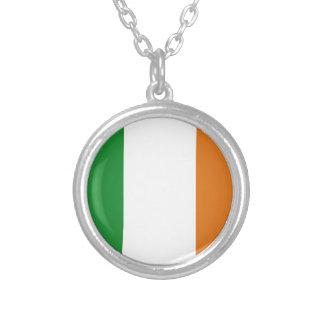 Ireland Silver Plated Necklace