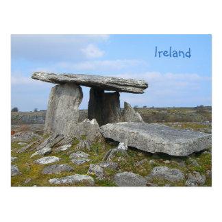 Ireland Stone Relic Postcard