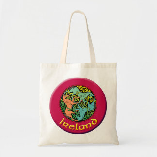 Ireland Tote with Horses Triskele